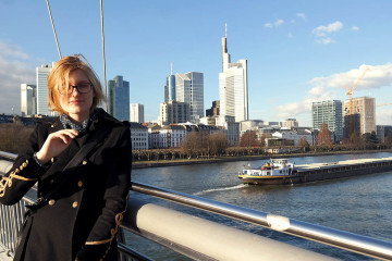 5 powodów dla których warto jechać do Frankfurtu
