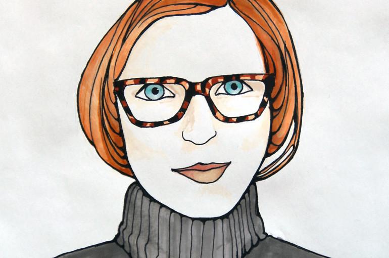 wyzwanie 1 - autoportret