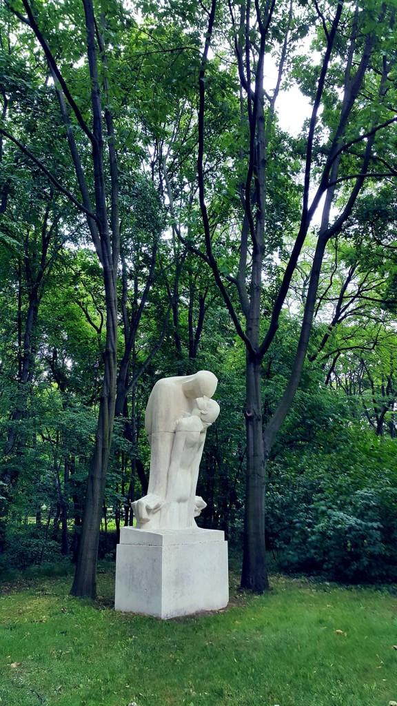Rzeźba w Królikarni