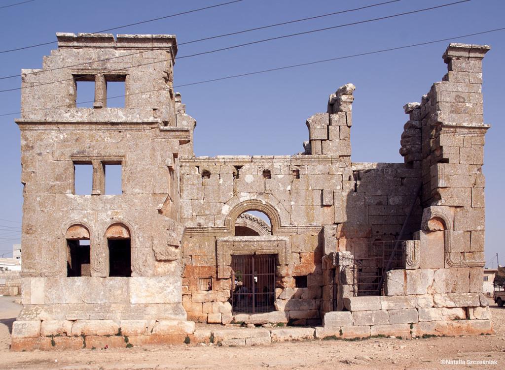 Qalb Lozeh - jeden z najstarszych przykładów architektury wczesnochrześcijańskiej