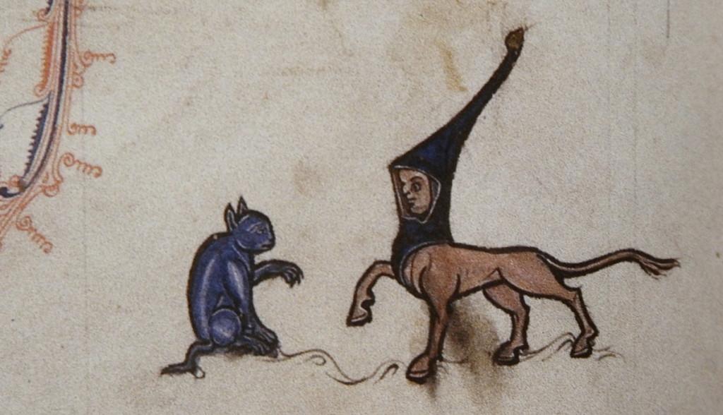 Psałterz Oscott, ok. 1265-1270