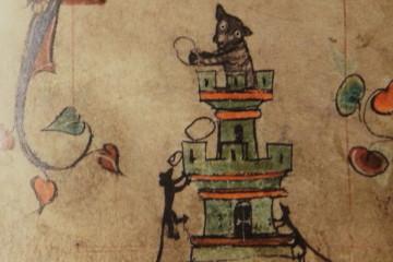 10 najśmieszniejszych kotów średniowiecza!