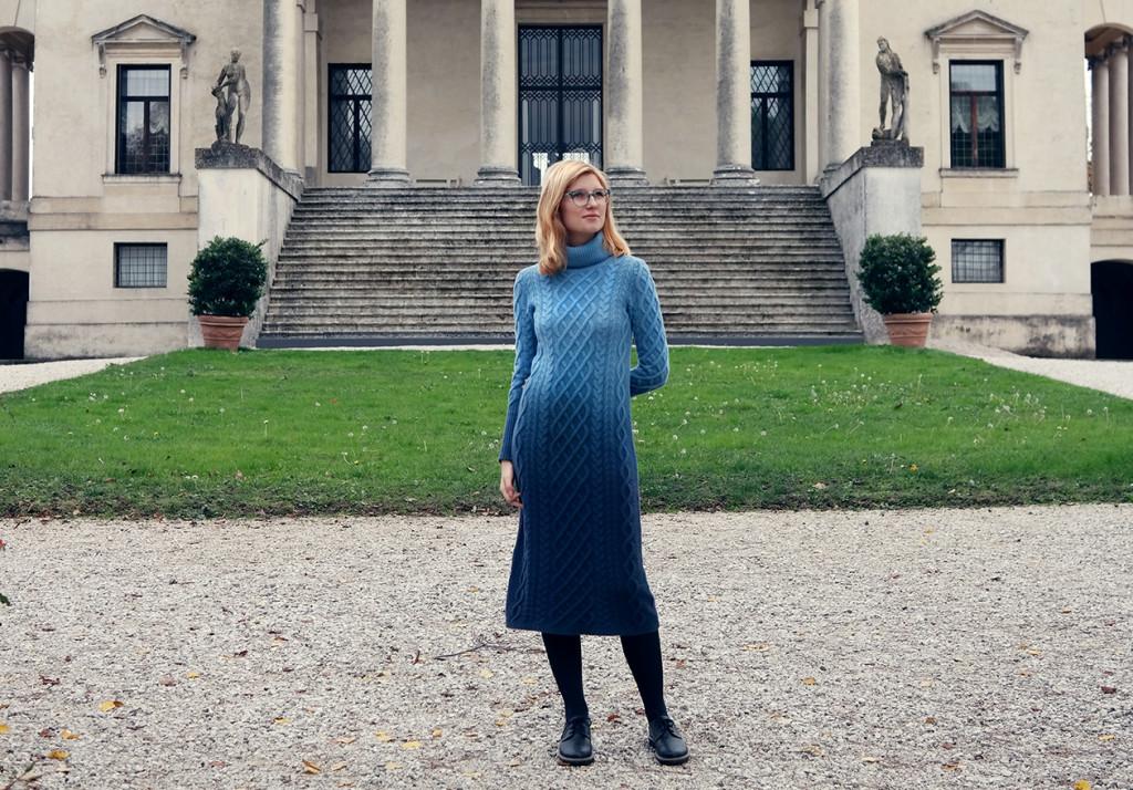 Sukienka z merynosa - jeden z najlepszych zakupóe ever!