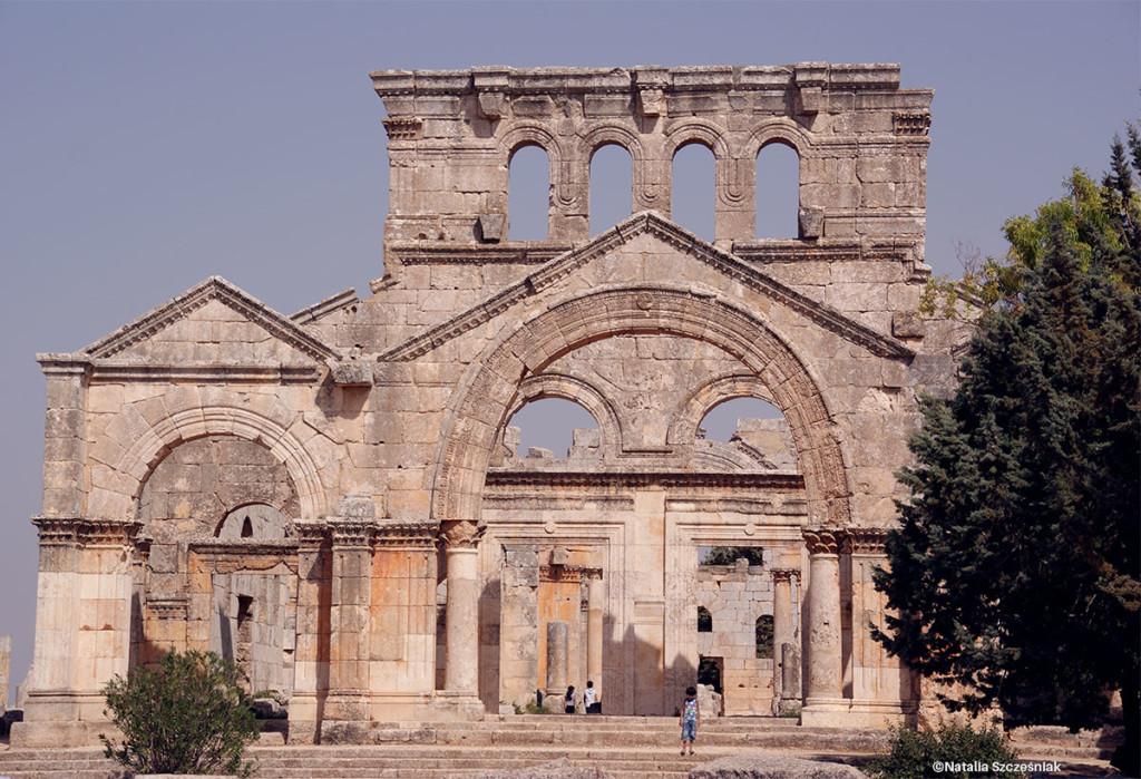 Wczesnochrześcijanski kościół Szymona Słupnika