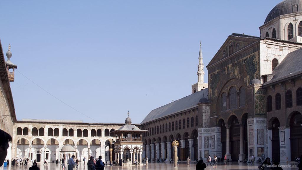 Meczet Umajjadów - wyjątkowe miejsce dla muzułmanów i dla chrześcijan